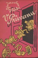 Vojtěch: V průvanu : Satiry a epigramy z let 1947-1955, 1956