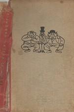 Hašek: Panoptikum měšťáků, byrokratů a jiných zkamenělin : Povídky, 1950
