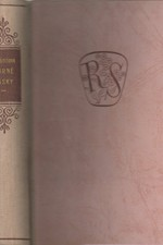 Svobodová: Marné lásky ; Posvátné jaro : Povídky, 1941