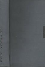 Wolfe: O času a řece : vyprávění o hladu mládí, 1961