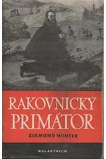 Winter: Rakovnický primátor a jiné rakovnické obrázky, 1950