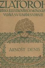 Vančura: Arnošt Denis, 1923