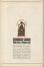 Kamban: Vidím širou a krásnou zemi, 1972