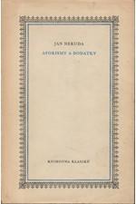 Neruda: Aforismy a dodatky, 1976