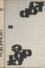 Moravia: Pozornost, 1968