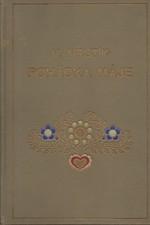 Mrštík: Pohádka máje, 1922