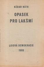 Nath: Opasek pro Lakšmí, 1980