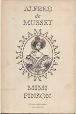Musset: Mimi Pinson : Profil grisetky, 1957