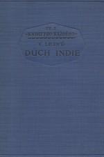 Lesný: Duch Indie, 1927