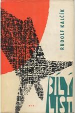 Kalčík: Bílý list : Povídky, 1964