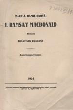 Hamilton: J. Ramsay MacDonald, 1924