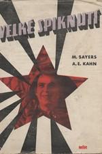 Sayers: Velké spiknutí, 1953