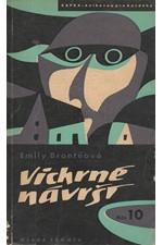 Brontë: Vichrné návrší, 1958