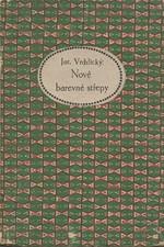 Vrchlický: Nové barevné střepy : črty a povídky (1887-1890), 1892