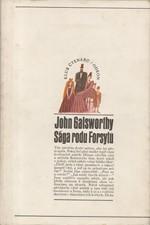 Galsworthy: Sága rodu Forsytů, 1971
