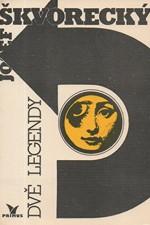 Škvorecký: Dvě legendy, 1990
