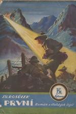 Rosůlek: První : Román : Z italských legií, 1927