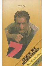 Procházka: Hrdelní pře majora Zemana : sedm z třiceti případů majora Zemana, 1984