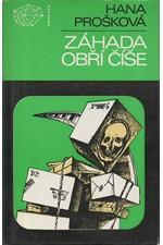Prošková: Záhada obří číše : vybrané detektivní povídky, 1983