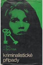 Šikl: Kriminalistické případy, 1969