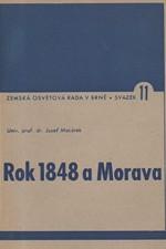 Macůrek: Rok 1848 a Morava, 1948