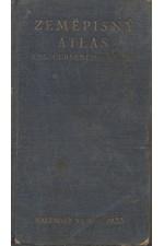 : Kapesní zeměpisný atlas : Kalendář na rok 1933, 1932