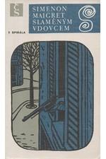Simenon: Maigret slaměným vdovcem, 1975