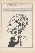 : Čtení o antice. Číslo 2, 1975