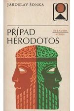 Šonka: Případ Hérodotos, 1977