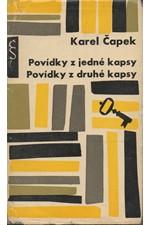 Čapek: Povídky z jedné kapsy ; Povídky z druhé kapsy, 1961