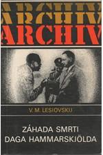 Lesiovskij: Záhada smrti Daga Hammarskjölda, 1989