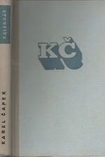 Čapek: Kalendář : (Jak je rok dlouhý), 1947