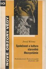 Klíma: Společnost a kultura starověké Mezopotámie, 1963