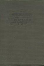 Svoboda: Demokracie jako názor na život a svět, 1927