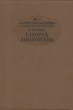Roček: Lidová zdravověda, 1924
