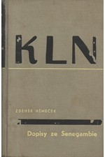 Němeček: Dopisy ze Senegambie, 1938