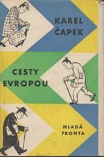 Čapek: Cesty Evropou, 1955