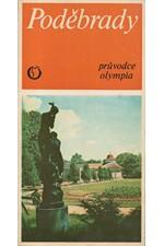 Melicharová: Poděbrady : Průvodce, 1979