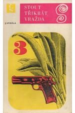 Stout: Třikrát vražda, 1975