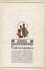 Klostermann: V ráji šumavském, 1972