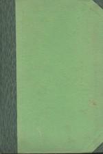 Žák: Študáci a kantoři : přírodopisná studie, 1937