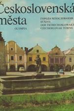 Hrůza: Československá města, 1976