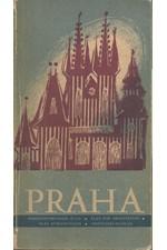 : Praha : Orientační plán : Měřítko 1:15000, 1970