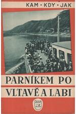 : Parníkem po Vltavě a Labi, 1952