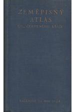 : Kapesní zeměpisný atlas : (Kalendář na rok 1934), 1933
