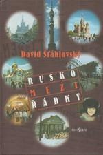Šťáhlavský: Rusko mezi řádky, 2000