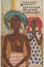 Grzimek: Letadlem do země šimpanzů, 1966