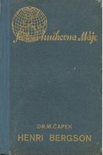 Čapek: Henri Bergson, 1939