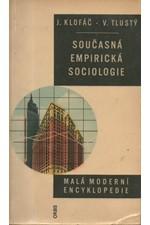 Klofáč: Současná empirická sociologie, 1959