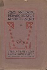 Komenský: Jana Amosa Komenského: Didaktika velká, 1930